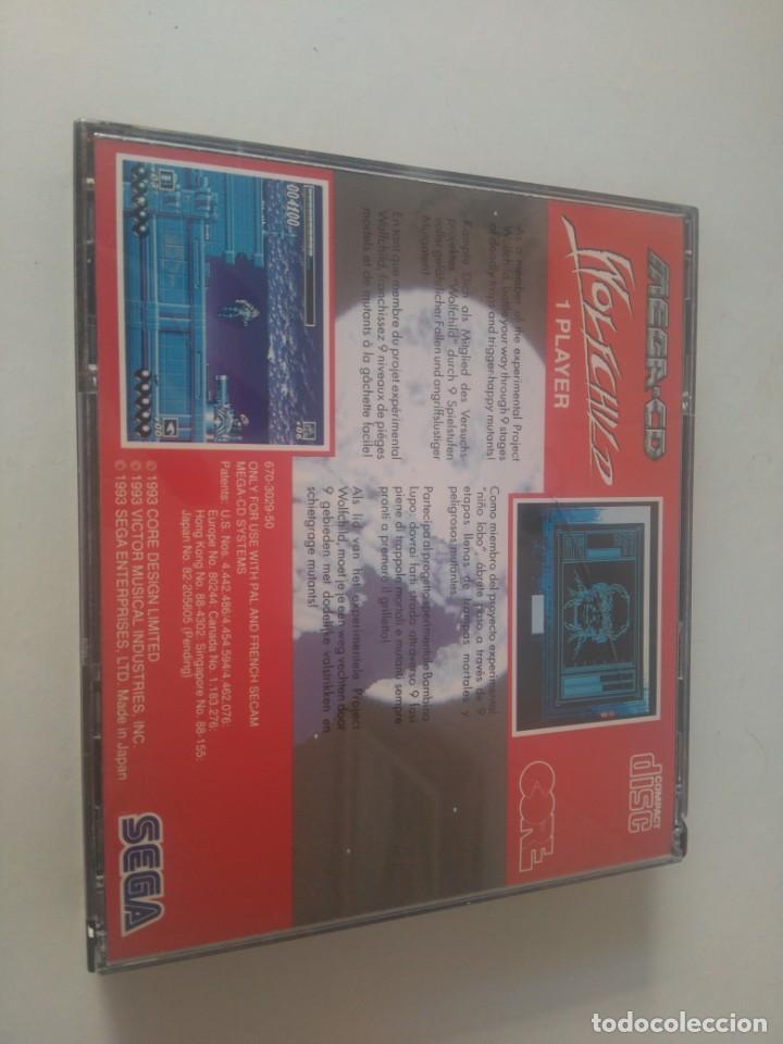 Videojuegos y Consolas: WOLFCHILD PARA SEGA MEGA-CD ENTRA Y MIRA MIS OTROS JUEGOS!! - Foto 2 - 182202267
