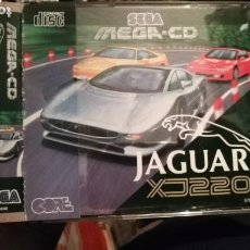 Videojuegos y Consolas: JAGUAR MEGA CD SEGA CON SPINE CARD. Lote 207670935