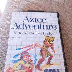 Videojuegos y Consolas: JUEGO SEGA AZTEC AVENTURE. Lote 212464227