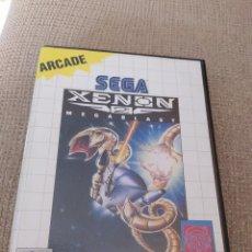 Videojuegos y Consolas: JUEGO SEGA XENON 2 MEGABLAST. Lote 212464452