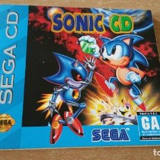 Videojuegos y Consolas: SONIC CD SEGA CD PROMO NOT FOR RELEASE. Lote 214754642