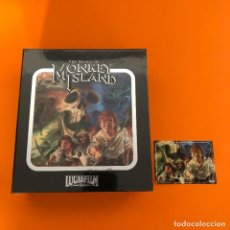 Videojuegos y Consolas: THE SECRET OF MONKEY ISLAND SEGA MEGA CD LIMITED RUN. Lote 218264681
