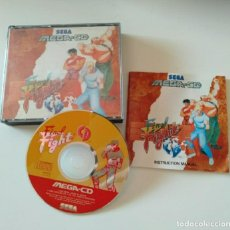 Videojogos e Consolas: FINAL FIGHT SEGA MEGA CD. Lote 220255333