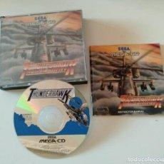 Videojuegos y Consolas: THUNDER HAWK SEGA MEGA CD. Lote 222625633