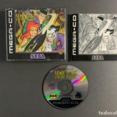Videojuegos y Consolas: THE ADVENTURES OF BATMAN & ROBIN (1995) - SEGA MEGA-CD. Lote 228416745