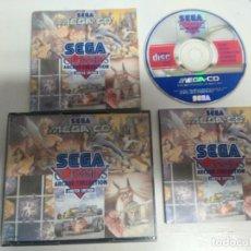 Videojogos e Consolas: SEGA MEGA-CD ARCADE CLASSICS COLLECTION. Lote 230088755