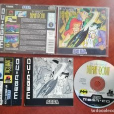 Videojuegos y Consolas: THE ADVENTURES OF BATMAN Y ROBIN MEGA-CD SEGA BUSCADISIMO. Lote 230578880