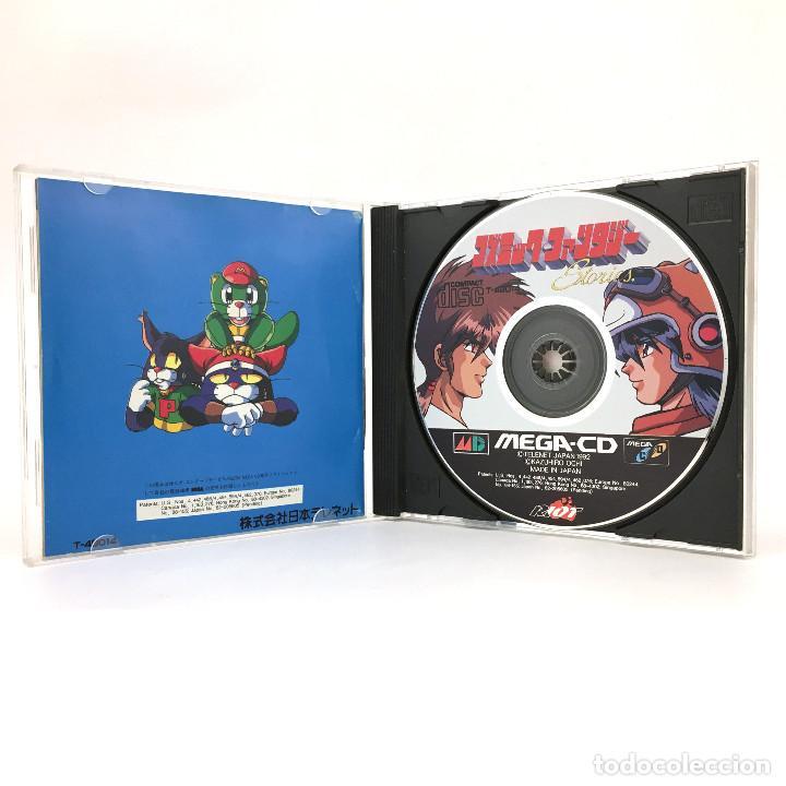 Videojuegos y Consolas: COSMIC FANTASY STORIES / SEGA MEGA-CD DRIVE MD RETRO RPG GAMING JAPAN WORKING / JUEGO FUNCIONANDO OK - Foto 2 - 231073065