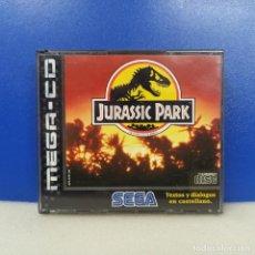 Videojogos e Consolas: JUEGO CONSOLA SEGA MEGA CD MEGACD JURASSIC PARK. Lote 232472330