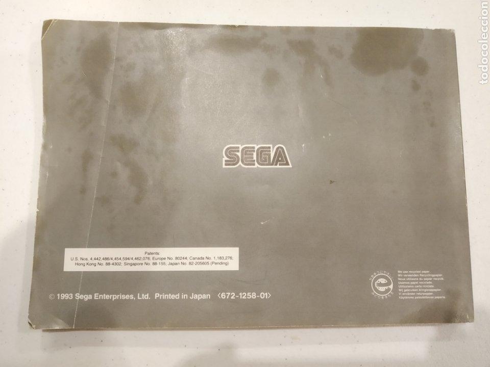 Videojuegos y Consolas: Manual Sega mega cd - Foto 2 - 233057215