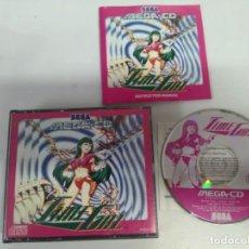 Videojuegos y Consolas: TIME GAL SEGA MEGA-CD OTROS JUEGOS. Lote 237364440