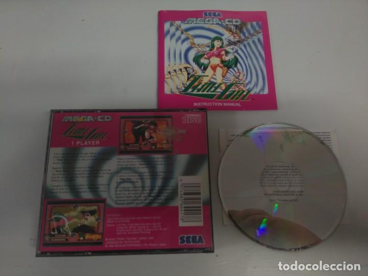 Videojuegos y Consolas: TIME GAL SEGA MEGA-CD OTROS JUEGOS - Foto 2 - 237364440