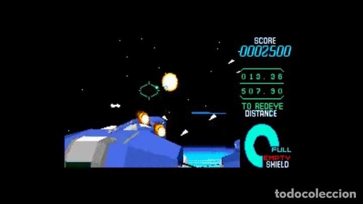 Videojuegos y Consolas: StarBlade [Namco] 1994 [SEGA CD] [PAL] [SECAM] MegaCD System 21 Polygonizer - Foto 10 - 44955157