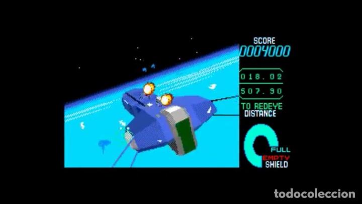 Videojuegos y Consolas: StarBlade [Namco] 1994 [SEGA CD] [PAL] [SECAM] MegaCD System 21 Polygonizer - Foto 11 - 44955157