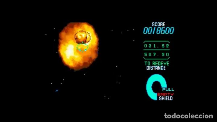 Videojuegos y Consolas: StarBlade [Namco] 1994 [SEGA CD] [PAL] [SECAM] MegaCD System 21 Polygonizer - Foto 12 - 44955157