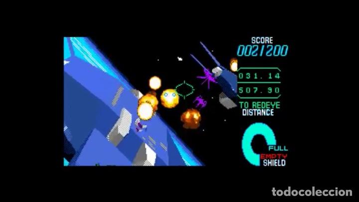 Videojuegos y Consolas: StarBlade [Namco] 1994 [SEGA CD] [PAL] [SECAM] MegaCD System 21 Polygonizer - Foto 14 - 44955157