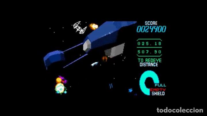Videojuegos y Consolas: StarBlade [Namco] 1994 [SEGA CD] [PAL] [SECAM] MegaCD System 21 Polygonizer - Foto 15 - 44955157
