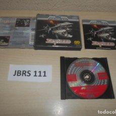 Videojuegos y Consolas: MEGA CD - SILPHEED , PAL ESPAÑOL , COMPLETO. Lote 240919115