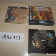 Videojuegos y Consolas: MEGA CD - DOUBLE SWITCH , PAL ESPAÑOL , SIN INSTRUCIONES. Lote 240919245