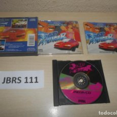 Videojuegos y Consolas: MEGA CD - ROAD AVENGER , PAL ESPAÑOL , COMPLETO. Lote 240919455