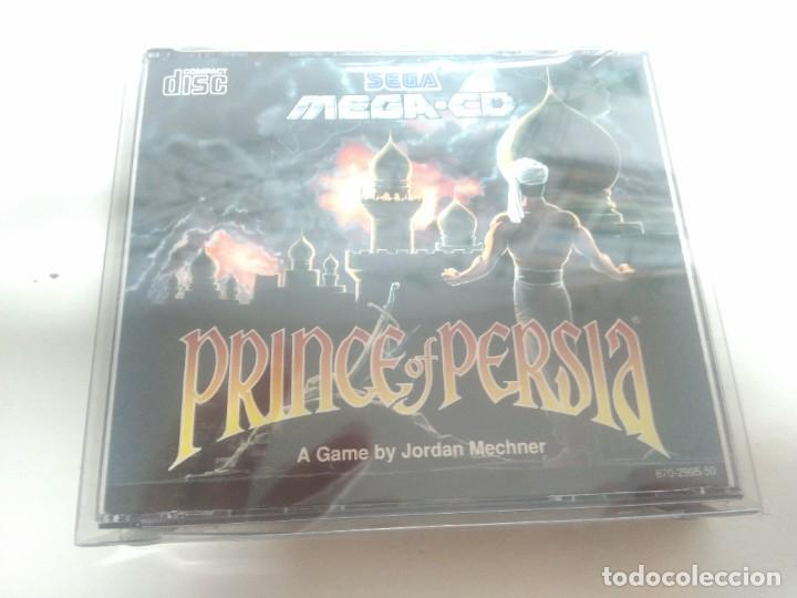 PRINCE OF PERSIA PARA SEGA MEGA-CD ENTRE Y MIRE MIS OTROS JUEGOS! (Juguetes - Videojuegos y Consolas - Sega - Mega CD)