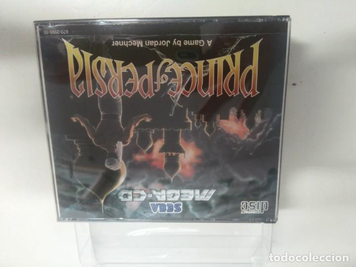 Videojuegos y Consolas: PRINCE OF PERSIA PARA SEGA MEGA-CD ENTRE Y MIRE MIS OTROS JUEGOS! - Foto 3 - 245949365