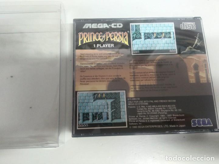 Videojuegos y Consolas: PRINCE OF PERSIA PARA SEGA MEGA-CD ENTRE Y MIRE MIS OTROS JUEGOS! - Foto 4 - 245949365