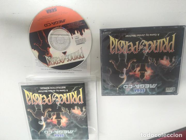 Videojuegos y Consolas: PRINCE OF PERSIA PARA SEGA MEGA-CD ENTRE Y MIRE MIS OTROS JUEGOS! - Foto 5 - 245949365