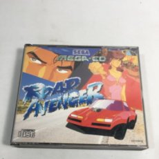 Videojogos e Consolas: ROAD AVENGER - SEGA MEGA CD- CAJA + 1 DISCO. Lote 249371205