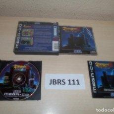 Videojuegos y Consolas: MEGA CD - DUNGEON III SKULLKEEP , PAL ESPAÑOL , COMPLETO. Lote 262047275