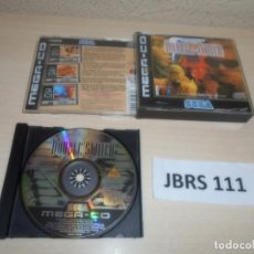 Videojuegos y Consolas: MEGA CD - DOUBLE SWITCH , PAL ESPAÑOL , SIN INSTRUCIONES. Lote 262047415