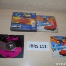 Videojuegos y Consolas: MEGA CD - ROAD AVENGER , PAL ESPAÑOL , COMPLETO. Lote 262047485