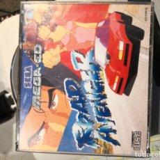 Videojogos e Consolas: JUEGO SEGA MEGA CD ROAD AVENGER CON INSTRUCCIONES. Lote 266494233