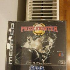 Videojogos e Consolas: JUEGO SEGA MEGA CD PRIZE FIGHTER CON INSTRUCCIONES 2 DISCOS. Lote 283490873