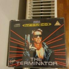Videojogos e Consolas: JUEGO SEGA MEGA CD THE TERMINATOR CON INSTRUCCIONES. Lote 283490978