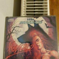 Videojogos e Consolas: JUEGO SEGA MEGA CD WOLFCHILD CON INSTRUCCIONES. Lote 283491008