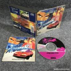 Videojogos e Consolas: ROAD AVENGER SEGA MEGA CD. Lote 284539218