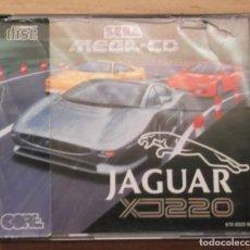 Videojuegos y Consolas: JAGUAR XJ220 MEGA CD PAL ESPAÑA NUEVO DESPRECINTADO. Lote 286800873