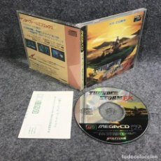 Videojuegos y Consolas: THUNDER STORM FX JAP SEGA MEGA CD. Lote 293247233
