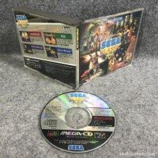 Videojuegos y Consolas: SEGA CLASSIC ARCADE COLLECTION JAP SEGA MEGA CD. Lote 293247243