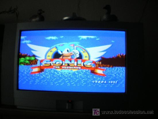 Videojuegos y Consolas: antigua videoconsola mega drive de sega 16 bit, funciona correctamente - Foto 6 - 20003077