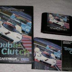 Videojuegos y Consolas: MEGADRIVE JUEGO DOUBLE CLUTCH. Lote 21556717