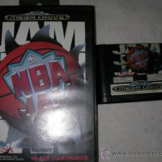 Video Games and Consoles - MEGADRIVE JUEGO NBA JAM - 21556807