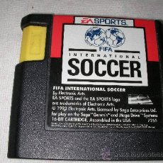 Videojuegos y Consolas: JUEGO PARA SEGA GENESIS Y MEGA DRIVE SYSTEM FIFA INTERNATIONAL SOCCER. Lote 21557421