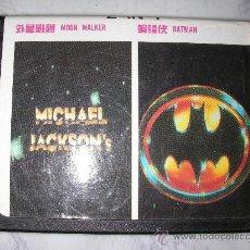 Videojuegos y Consolas: JUEGO MEGA DRIVE MICHAEL JACKSON (MOON WALKER) Y BATMAN. Lote 39168564