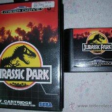 Videojuegos y Consolas: ANTIGUO JUEGO JURASSIC PARK. Lote 25507221
