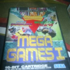Videojuegos y Consolas: JUEGO CONSOLA SEGA MEGA GAMES I. Lote 27840923