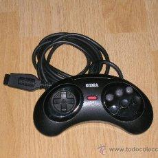 Videojuegos y Consolas: MANDO CONTROL PAD 6 BOTONES SEGA MEGADRIVE ORIGINAL MEGA DRIVE COMO NUEVO. Lote 146058593