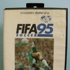 Videojuegos y Consolas: JUEGO FIFA SOCCER 95 - SEGA MEGA DRIVE. Lote 32688202