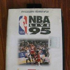 Videojuegos y Consolas: JUEGO NBA LIVE 95 - SEGA MEGA DRIVE. Lote 32772003